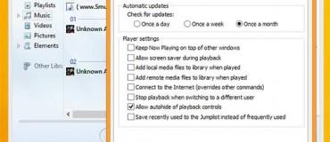 جلوگیری اسکن Windows Media Player از حافظه های جانبی