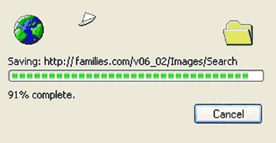ذخیره کردن صفحه وب در کروم