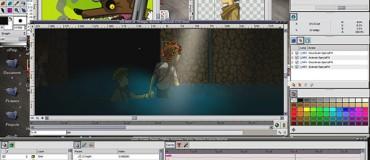 انیمیشن سازی دو بعدی با نرم افزار Synfig