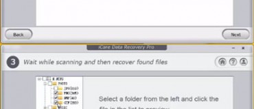 آموزش نرم افزار iCara Data Recovery
