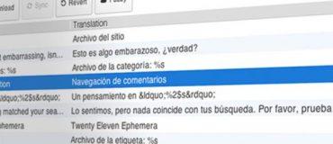 آموزش پلاگین Loco Translate وردپرس